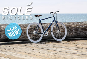 Finely Crafted, Lightweight Bikes