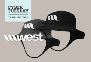 West Surf Hat - Youth @ $2.95