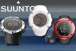 HR & GPS Watches