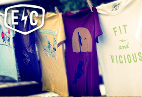 Organic Graphic Tees