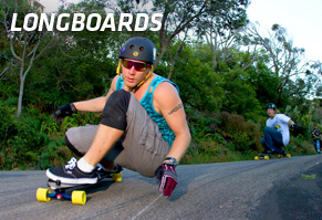 Longboards & Cruisers