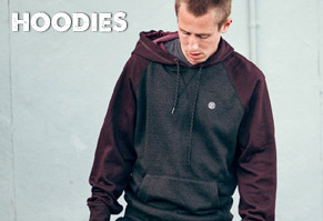 Pullover & Zip-Up Hoodies