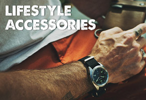 Belts, Wallets, Watches & More