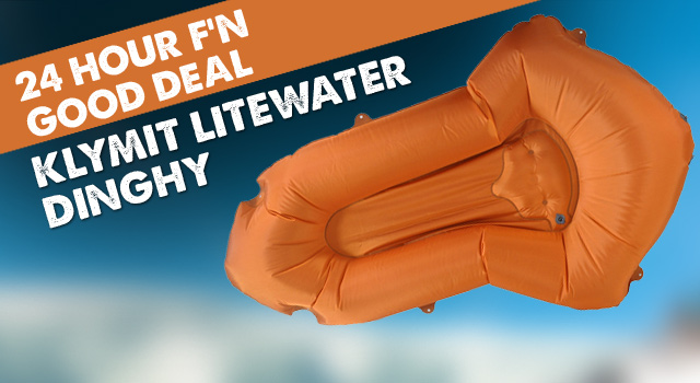LiteWater Dinghy $114.95