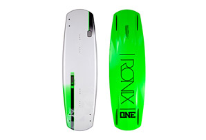 One Modello Edition  Snow Flake/Mike Lime Wakeboard