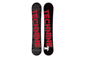 Technine Cam Rock Snowboard 2014
