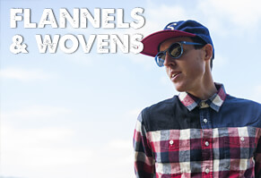 Wovens & Flannels