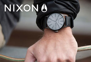 New Watches, Apparel & More