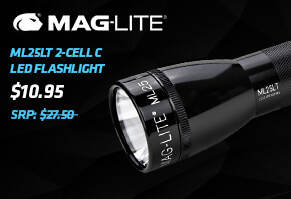 Today's 24HR Deal: MAGLITE