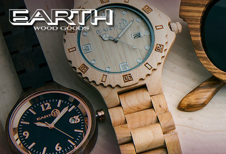 Wooden Sunglasses & Watches