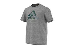 adidas Edo Logo Linear Short Sleeve Tee - Men's