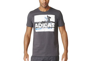 adidas Trail Running Tee - Men's