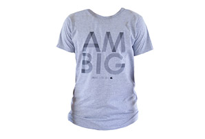 Ambig White Lines T-Shirt - Men's