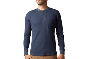 Nightride Henley - Men's