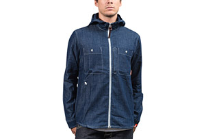 Atreebutes Charlebois Hooded Shirt - Men's
