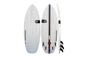 "Boardworks 5'8"" Flying Pig Surfboard"