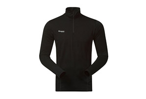 Bergans Soleie Half Zip Shirt - Men's