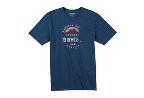 Burton Long Trail Short Sleeve Tee - Men's