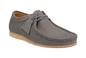 Clarks Wallabee Step Shoes - Men's