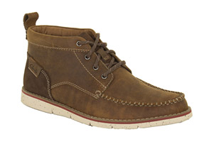Clarks Kyston Mid Boots - Men's