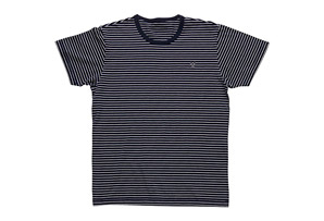 Catch Surf Ensign Short Sleeve Striped Knit - Men's