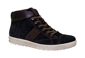 ECCO Ennio Retro Lace Mid Boots - Men's
