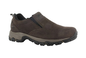 Hi-Tec Altitude Moc Suede Slip-On's - Men's