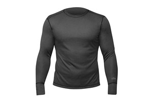 Hot Chillys Geo Long Sleeve Crewneck - Men's