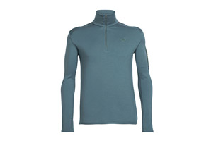 Icebreaker Apex Long Sleeve Half Zip - Men's