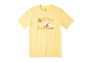 Free Live Stream Cool Tee - Men's