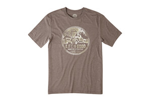 Positive Lifestyle Truck Cool Tee - Men's