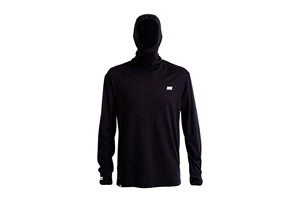 Mons Royale Yotei Powder Hood LS - Men's
