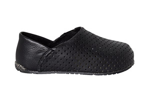 OTZ Espadrille Leather Perf Slip-On's - Women's