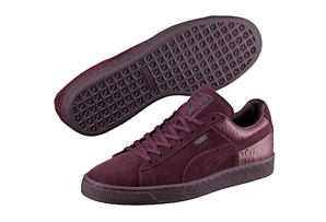 Puma Suede Classic Shoes - Men's