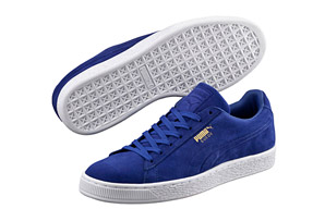Puma Suede Classic Debossed Q3 Shoes - Men's