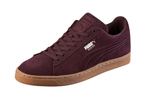 Puma Suede Classic Debossed Shoes - Men's