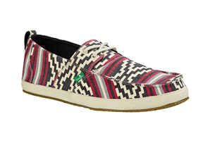 Sanuk Admiral Funk Shoes - Men's