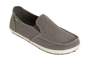 Sanuk Vagabonded Vulc Shoes - Men's