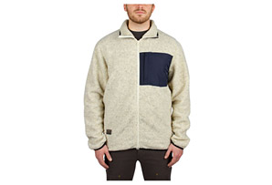 Wilder & Sons Steamboat Sherpa Fleece - Men's