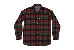 Wilder & Sons McKenzie Flannel Shirt - Men's