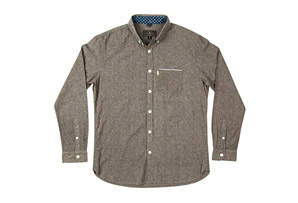 Wilder & Sons Hawthorne Chambray Shirt - Men's