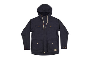 Wilder & Sons Tumalo Waxed  Camp Parka - Men's