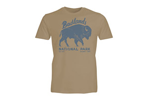 Wilder & Sons Badlands National Park Tee - Men's