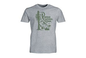 Wilder & Sons Redwood National Park Tee - Men's