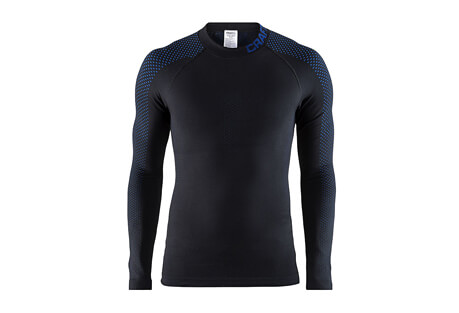 Warm Intensity Crewneck LS - Men's
