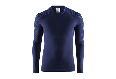 Warm Intensity Crew Neck LS - Men's