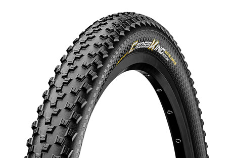 Cross King 29 x 2.3 Tire Protection + Black Chili