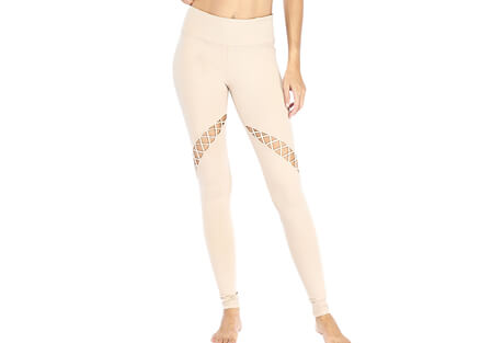 Electric Twisted Legging - Women's