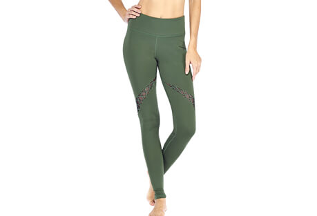 Electric Intwined Legging - Women's