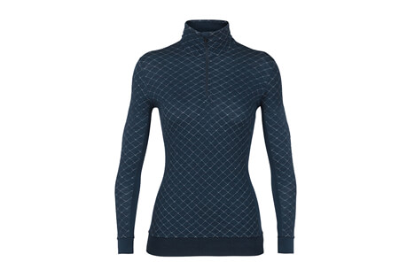 Affinity Thermo LS Half Zip - Women's
